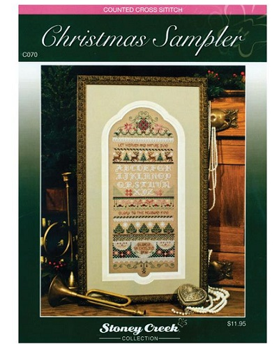 Christmas Sampler by Stoney Creek