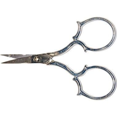 Leaf design scissors by Sullivans
