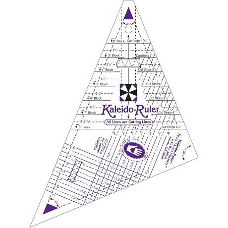 Marti Michell 8641M Small Kaleido-Ruler