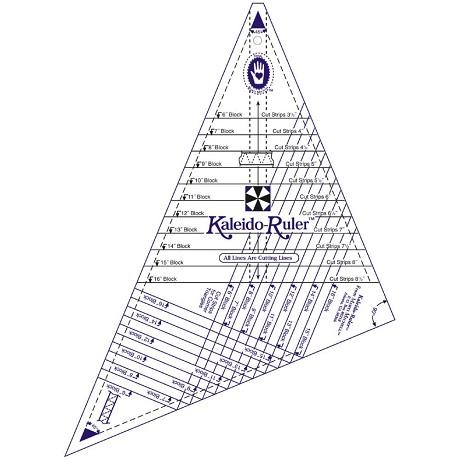 Marti Michell 8642M Large Kaleido-Ruler