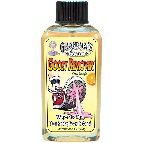 Grandma's Secret Goo Remover