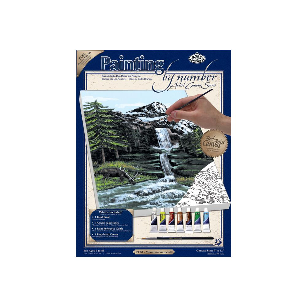 PAINT-BY-NUMBER KITS