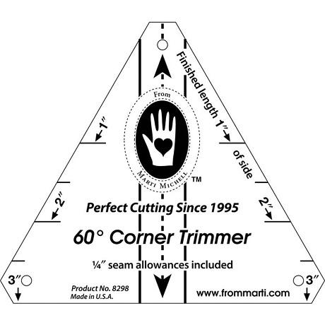 Marti Michell 8298M 60 Degree Corner Turner