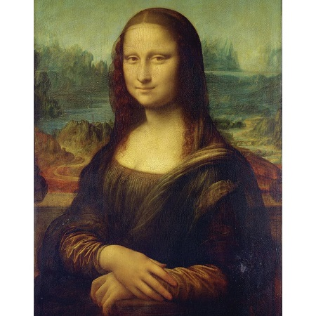 "Royal Brush Mona Lisa Paint Your Own Masterpiece 11""X14"""