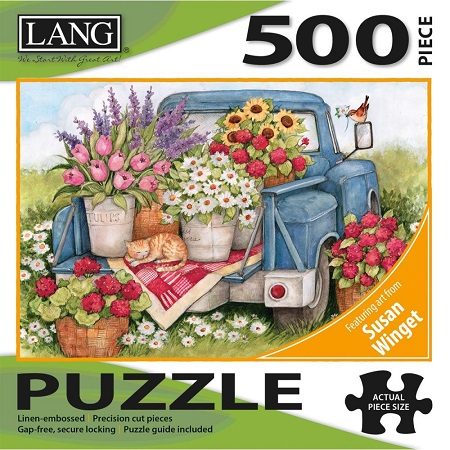 JIGSAW PUZZLES FOR FAMILY FUN