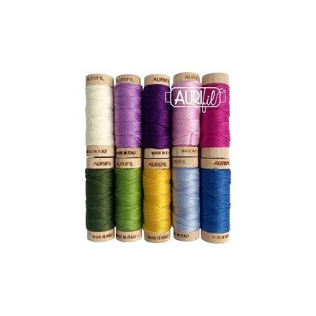 Aurifil Designer Thread Collection-Sheena Norquay The Cottage Garden