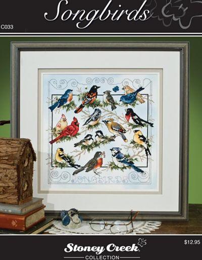Stoney Creek -139- Songbirds (Chartpack)