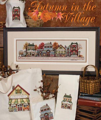 Stoney Creek -417- Autumn In The Village