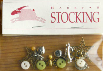 Charms-Harry's Stocking by Shepherd's Bush