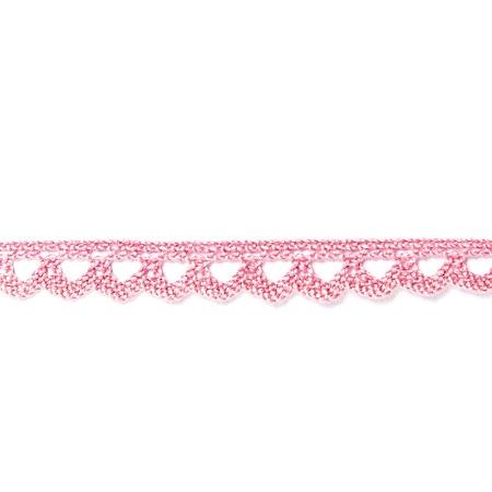 Garniture - Pink Cotton Lace GAR-1007