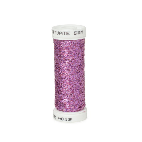 Accentuate Metallic Thread - 019 French Lilac