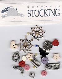 Shepherd's Bush Charms-Sheree's Stocking
