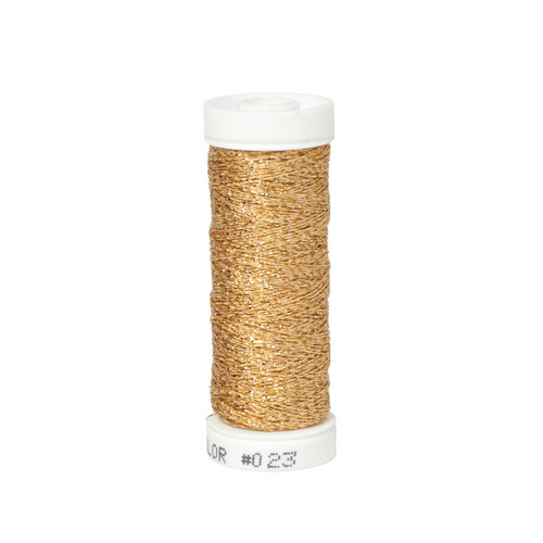 Accentuate Metallic Thread - 023 Harvest Gold