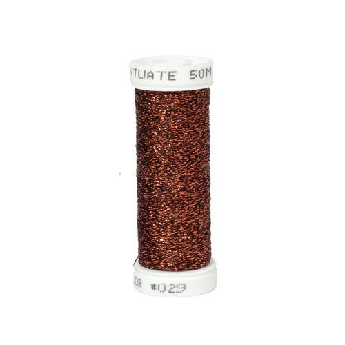 Accentuate Metallic Thread - 029 Irish Coffee