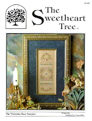 Victorian Rose Sampler by Sweetheart Tree, The
