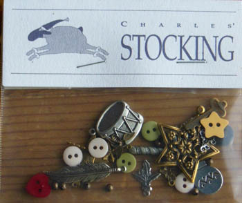 Charms-Charles Stocking by Shepherd's Bush
