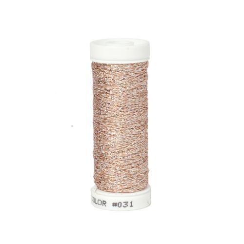 Accentuate Metallic Thread - 031 Pink Beige