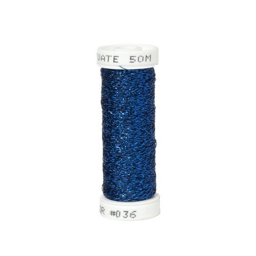 Accentuate Metallic Thread - 036 Persian Blue