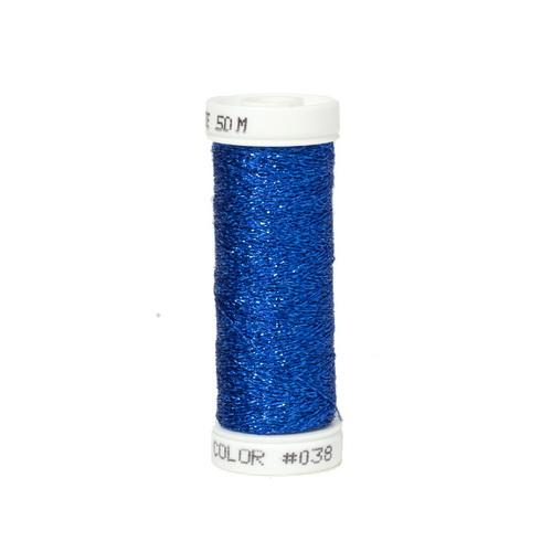 Accentuate Metallic Thread - 038 Denim