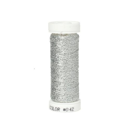 Accentuate Metallic Thread - 042 Quill Silver