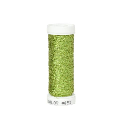 Accentuate Metallic Thread - 051 Apple Green