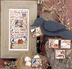 The Prairie Schooler Birdsong II