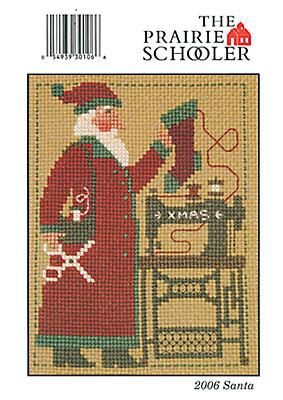 2006 Schooler Santa by The Prairie Schooler