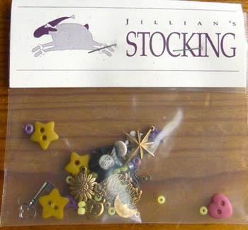 Shepherd's Bush Charms-Jillian's Stocking
