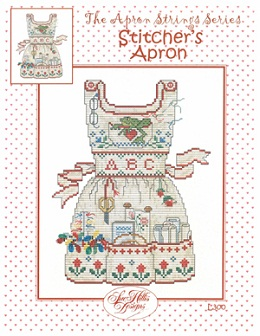 Stitcher's Apron by Sue Hillis designs