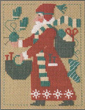 The Prairie Schooler 2007 Schooler Santa