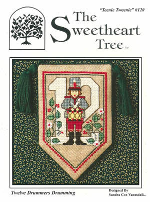Twelve Drummers Drumming(w/charm) by Sweetheart Tree, The