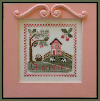 Cherry Hill by Country Cottage Needleworks