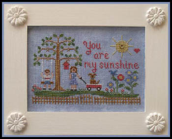 You are my sunshine by Country Cottage Needleworks