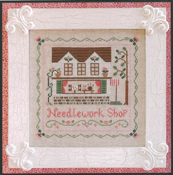 The Needlework Shop by Country Cottage Needleworks