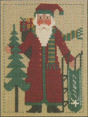 2008 Schooler Santa by The Prairie Schooler