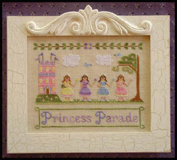 Princess parade by Country Cottage Needleworks