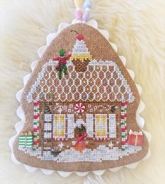 Blackberry Lane Designs Gingerbread Valley -part I