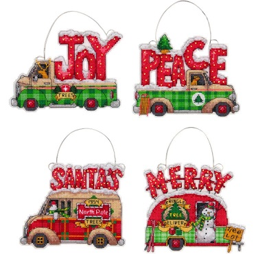 Holiday trucks,70-08974,Dimensions