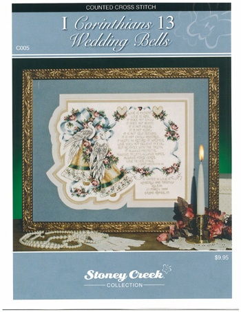 Stoney Creek 1 Corinthians 13 - 123-Wedding Bells (Chartpack)