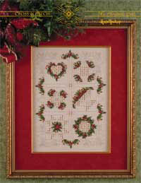 Christmas Quilt by Cross N Patch
