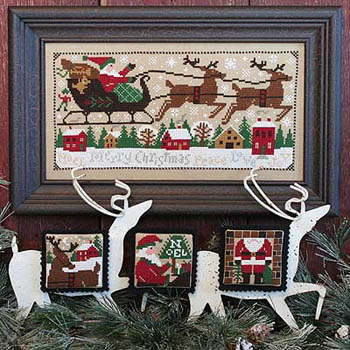 The Prairie Schooler Christmas Eve