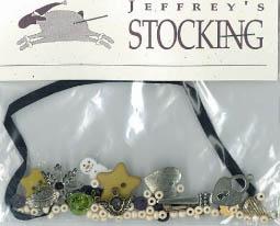 Shepherd's Bush Charms-Jeffrey's Stocking