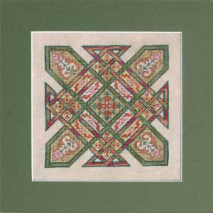 Celtic Quilts Kentucky Chain by Ink Circles