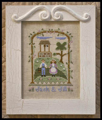 Jack and Jill by Country Cottage Needlework