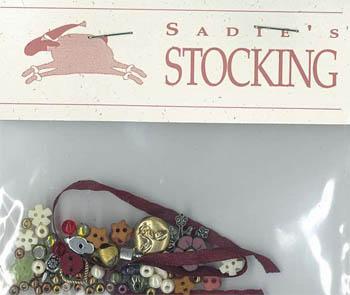 Shepherd's Bush Charms-Sadie's Stocking