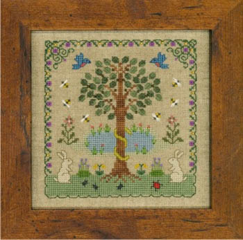 Elizabeth's Designs Needlework Tree Of Harmony