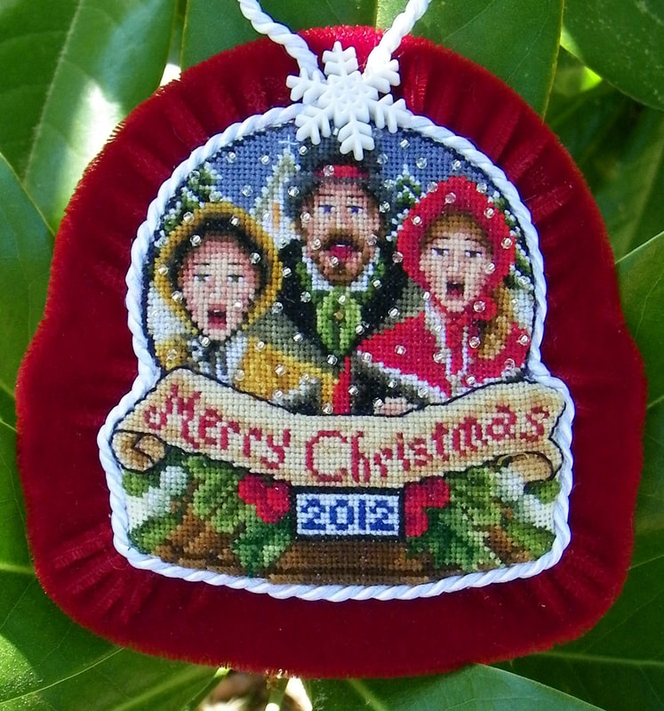 Carolers by Blackberry Lane Designs