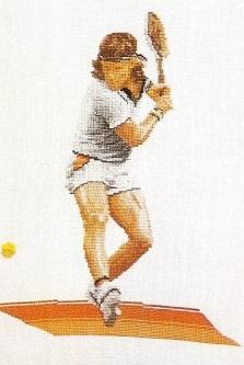 Tennis by Thea Gouveneur