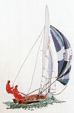 Sailing by Thea Gouverneur
