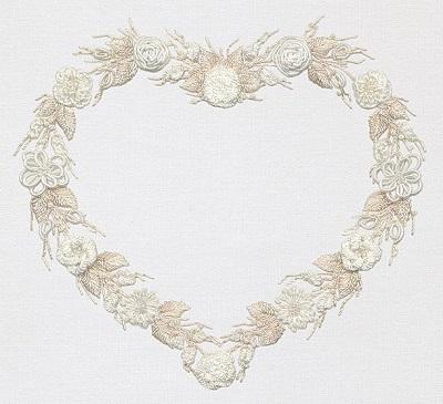 EdMar Wedding Wreath